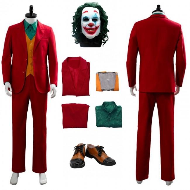 costumi cinematografici|Joker Origin|Maschio|Female