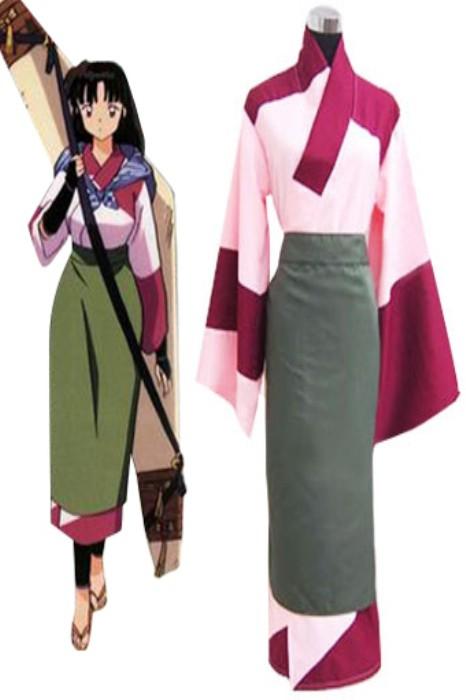 anime Costumes Inuyasha Maschio Female