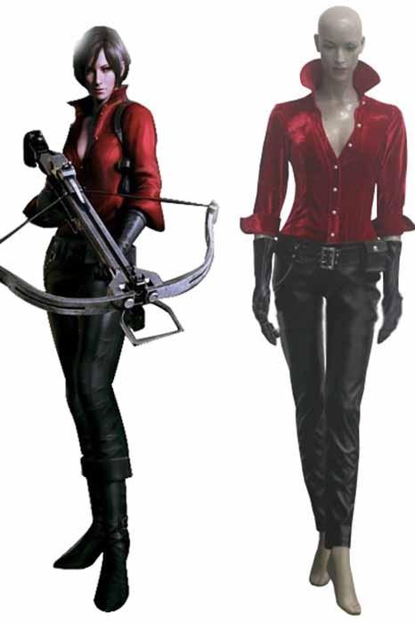 Costumi di gioco Resident Evil Maschio Female