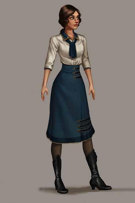 Costumi di gioco|Bioshock Infinite|Maschio|Female