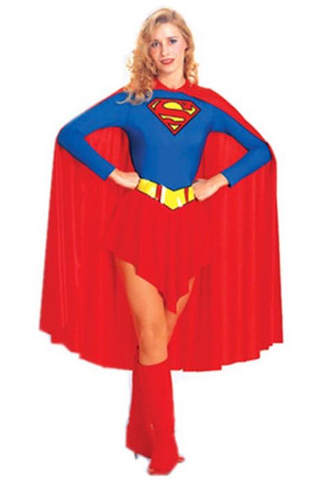 costumi cinematografici|SuperGirl|Maschio|Female