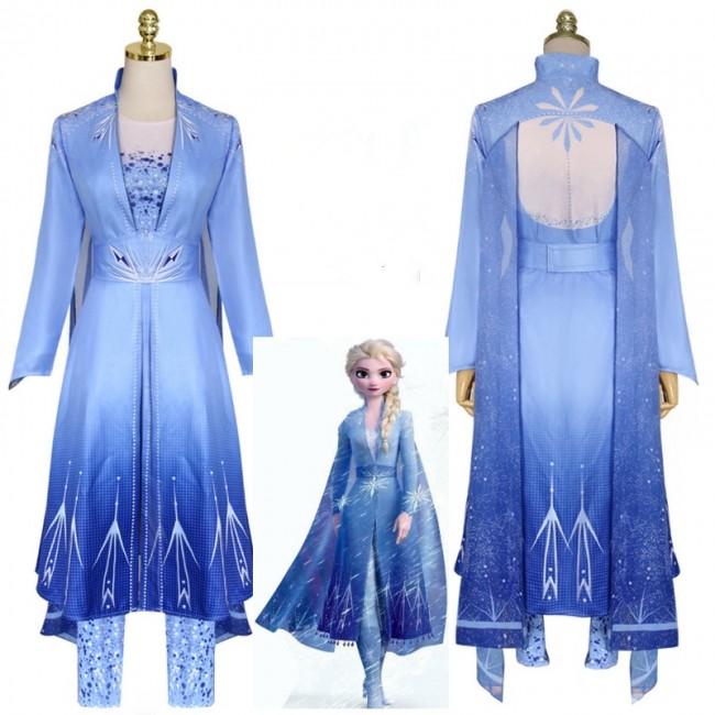 costumi cinematografici|Frozen II|Maschio|Female