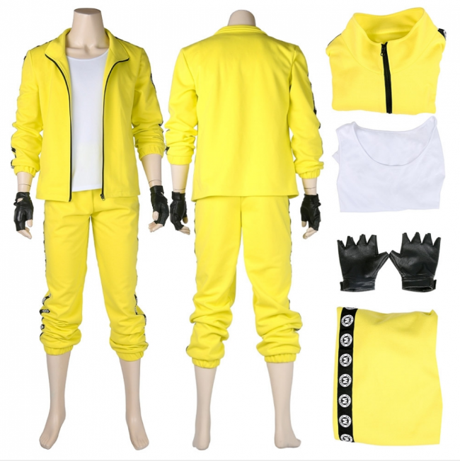 Costumi di gioco|PUBG|Maschio|Female