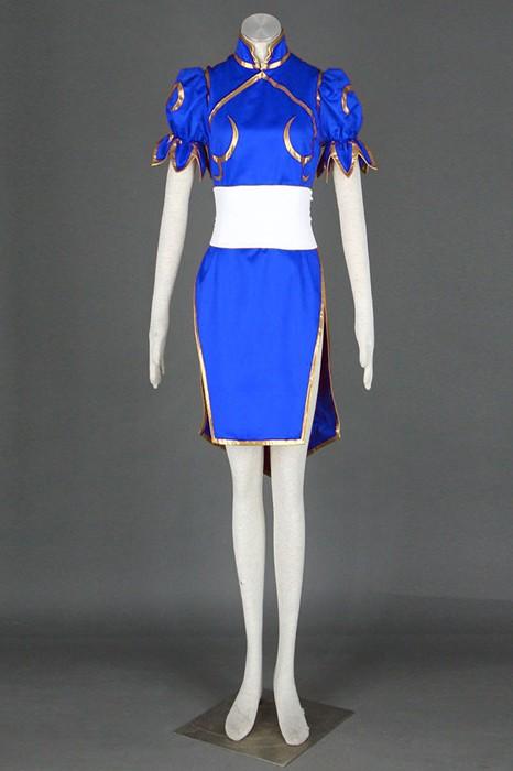 Costumi di gioco Street Fighter Maschio Female