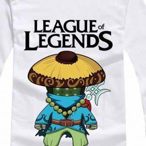 Costumi di gioco League Of Legends Maschio Female