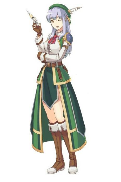 Costumi di gioco|The Legend of Heroes|Maschio|Female