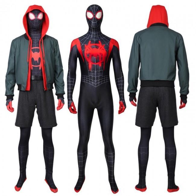 costumi cinematografici Spider-man Maschio Female