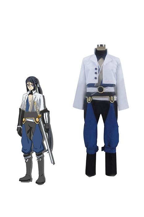 anime Costumes|Chaos Dragon|Maschio|Female