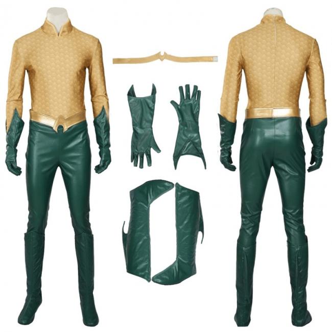 costumi cinematografici|Aquaman|Maschio|Female