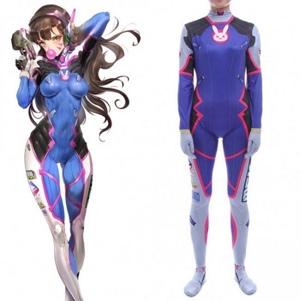Costumi di gioco|Overwatch|Maschio|Female