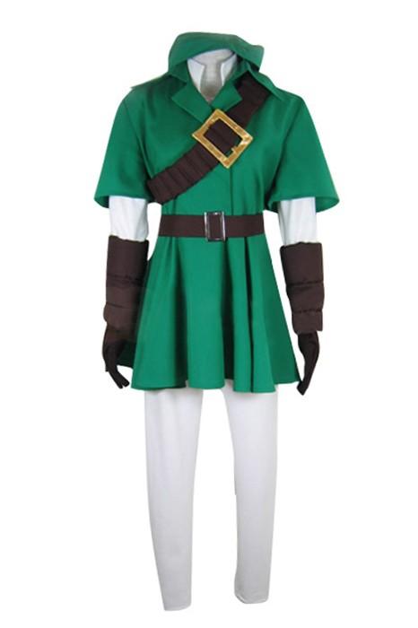 Costumi di gioco Legend Of Zelda Maschio Female