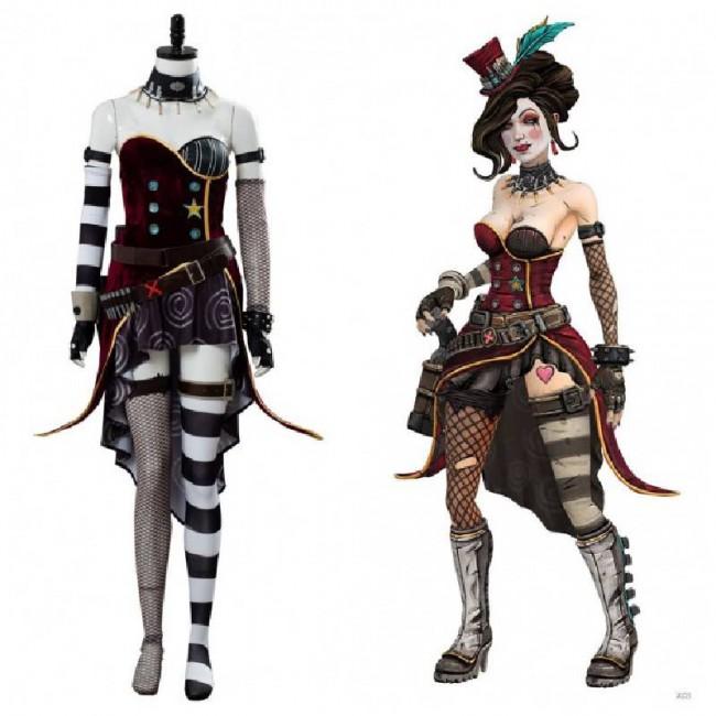 Costumi di gioco|Borderlands|Maschio|Female