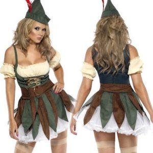 costumi cinematografici Pirates of the Caribbean Maschio Female