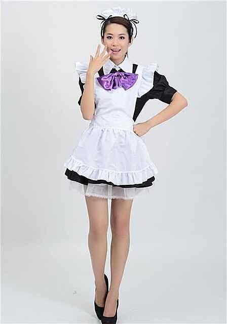 anime Costumes|Inu x Boku SS|Maschio|Female