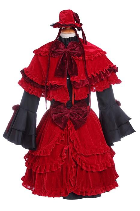 anime Costumes|K Project|Maschio|Female