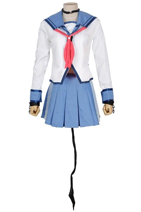 anime Costumes|Angel Beats|Maschio|Female