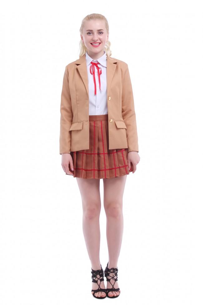 anime Costumes|Prison School|Maschio|Female