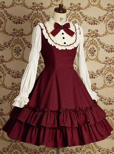 Lolita Lolita Dresses Maschio Female
