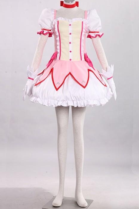 anime Costumes|Puella Magi|Maschio|Female