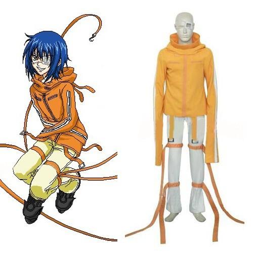 anime Costumes|Air Gear|Maschio|Female