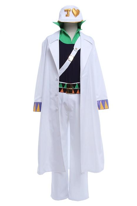 anime Costumes|JoJo's Bizarre Adventure|Maschio|Female