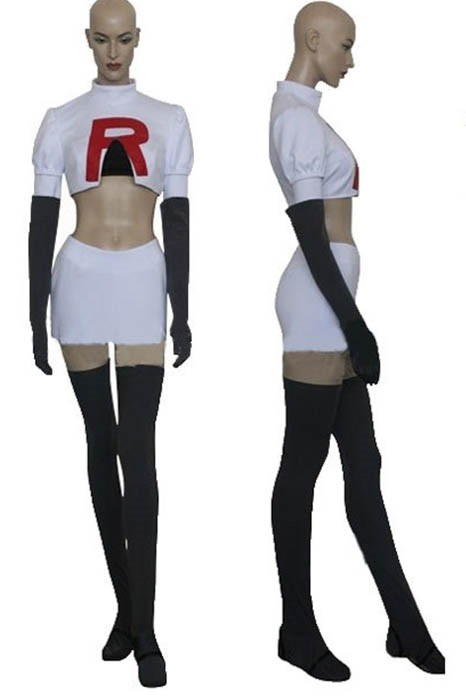 anime Costumes|Pokemon|Maschio|Female