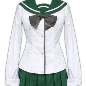 anime Costumes|High School of The Dead|Maschio|Female