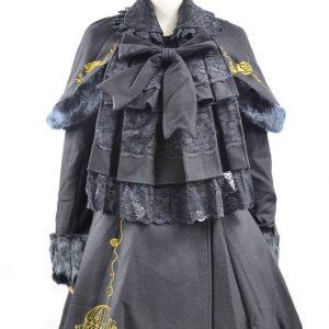 Lolita Lolita Coat Maschio Female