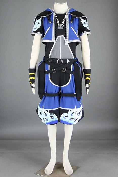 anime Costumes|Kingdom Hearts|Maschio|Female