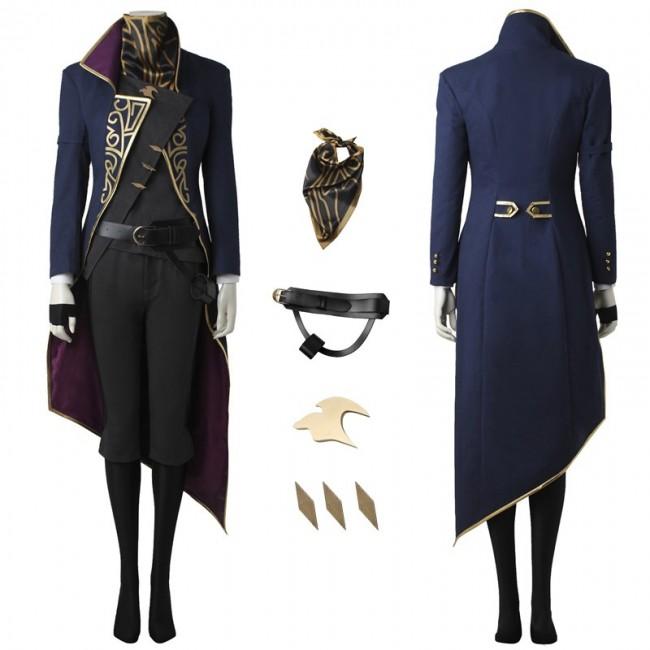 Costumi di gioco|Dishonored|Maschio|Female
