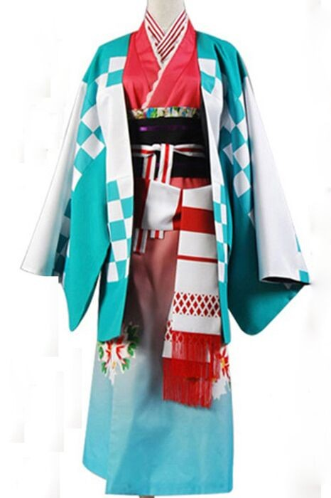 anime Costumes|Blue Exorcist|Maschio|Female