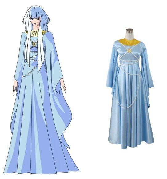 anime Costumes|Saint Seiya|Maschio|Female