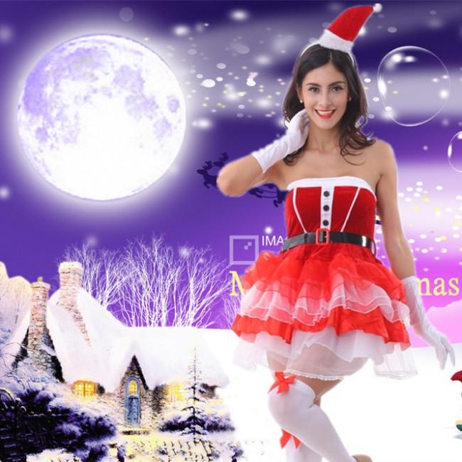 Costumi festival|Christmas Costumes|Maschio|Female