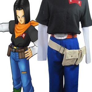 anime Costumes|Dragon Ball|Maschio|Female
