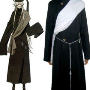 anime Costumes Black Butler Maschio Female