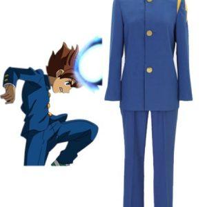 anime Costumes Inazuma Eleven Maschio Female