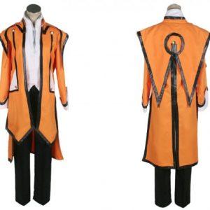 anime Costumes Tales of Symphonia Maschio Female