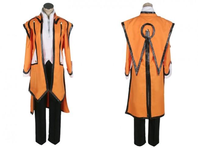 anime Costumes|Tales of Symphonia|Maschio|Female