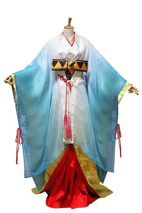 anime Costumes Kamigami no Asobi Maschio Female